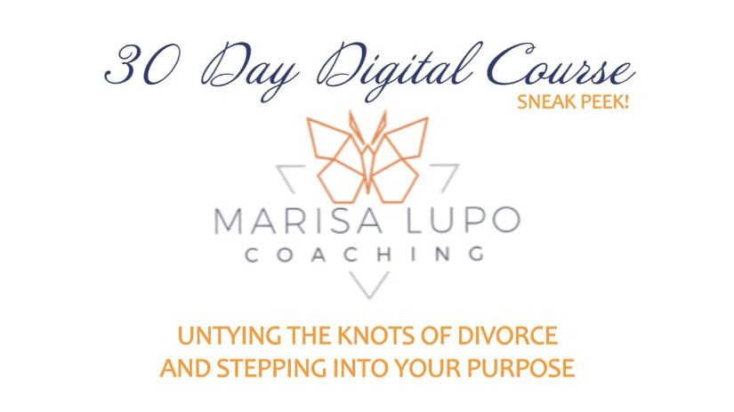 Part Three Sneak Peek to the Digital Divorce Recovery Course!