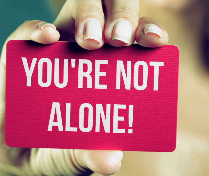 You May Be Divorced, But You Are Not Alone